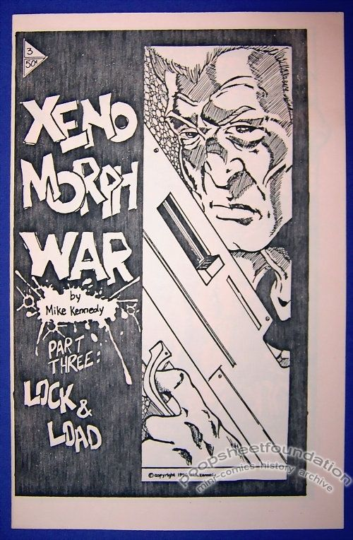 Xenomorph War #3