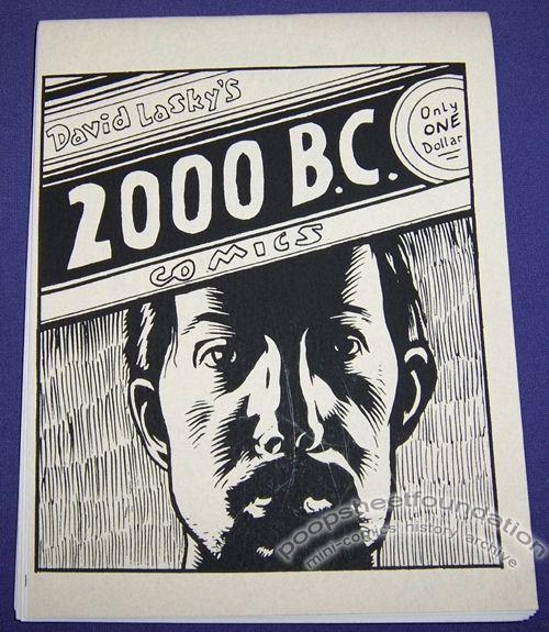 2000 B.C. Comics
