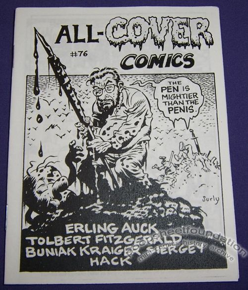 All-Cover Comics #76