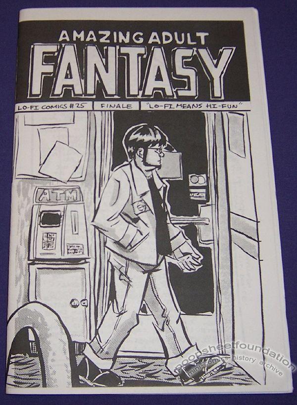 Amazing Adult Fantasy #25