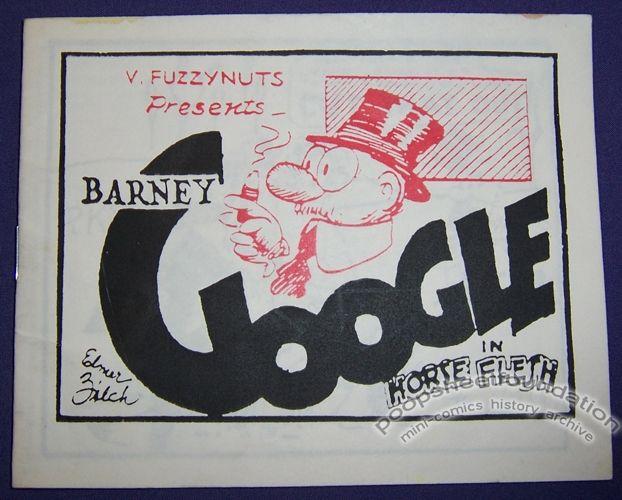 Barney Google in Horse Flesh
