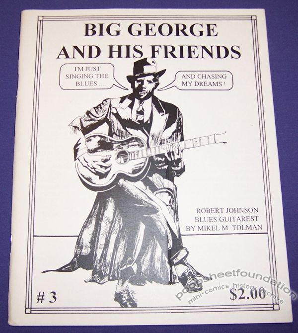 Big George and His Friends #3
