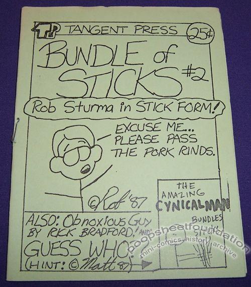 Bundle of Sticks #2