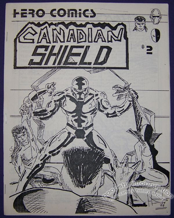 Canadian Shield #2