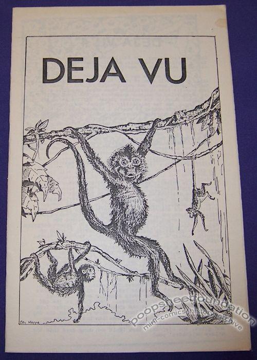 Deja Vu #4