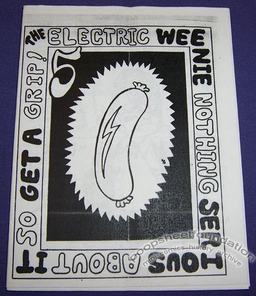 Electric Weenie, The Vol. 2, #5