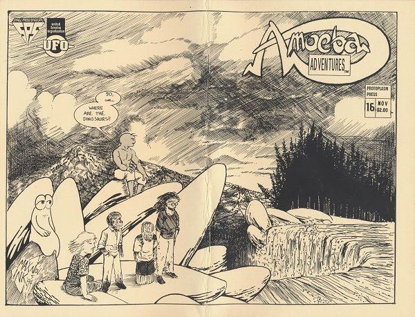 Amoeba Adventures #16