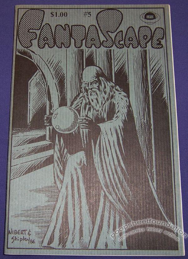 Fantascape #5