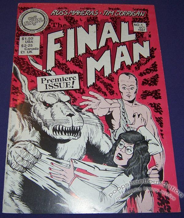 Final Man, The #1