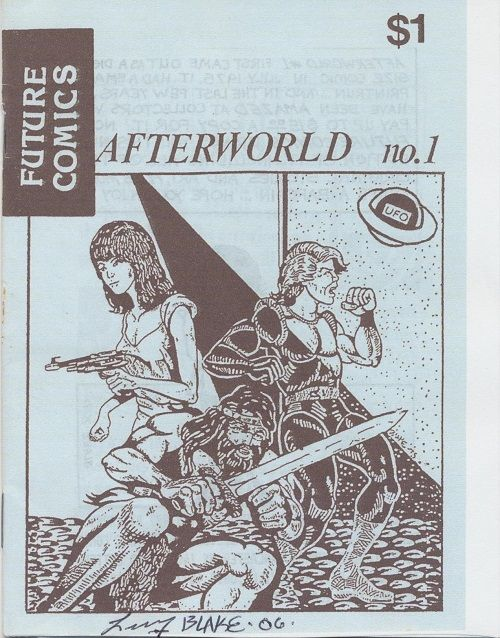 Afterworld #1 (mini edition)