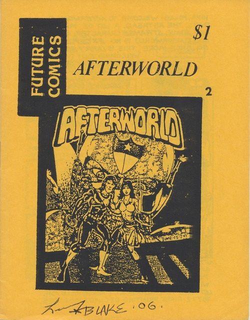 Afterworld #2 (mini edition)