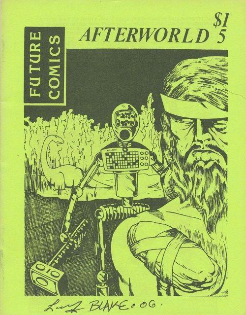 Afterworld #5 (mini edition)