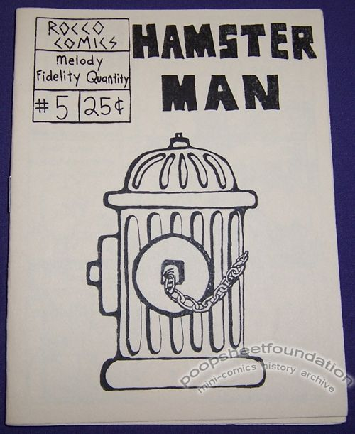 Hamster Man #05