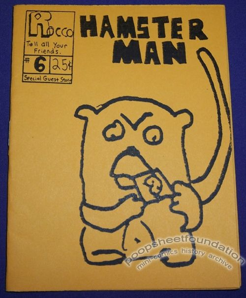 Hamster Man #06