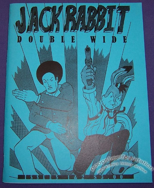 Jack Rabbit Double Wide