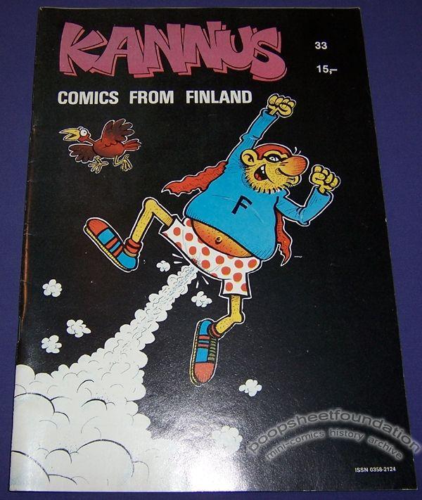 Kannus #33