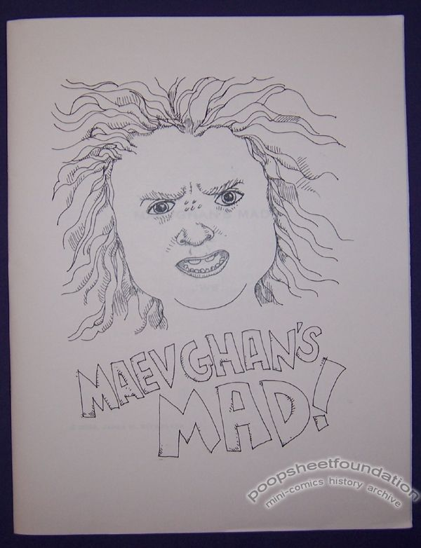 Maevghan's Mad!