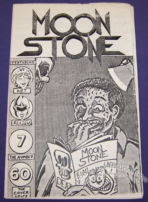 Moon Stone #7