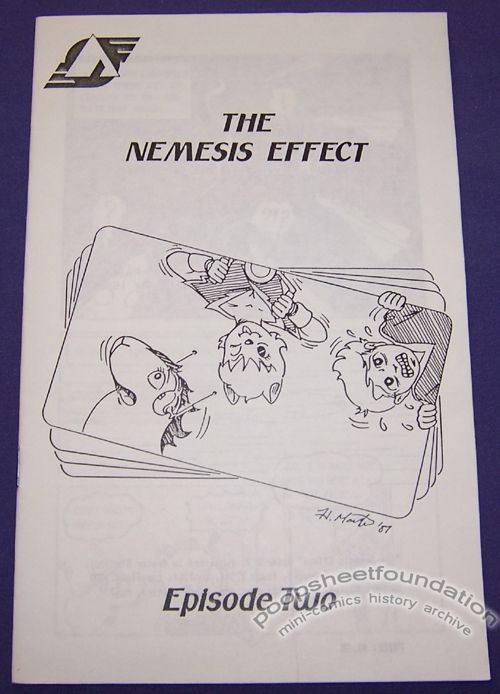 Nemesis Effect, The #2