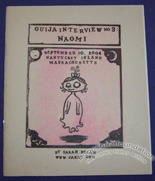 Ouija Interview #3
