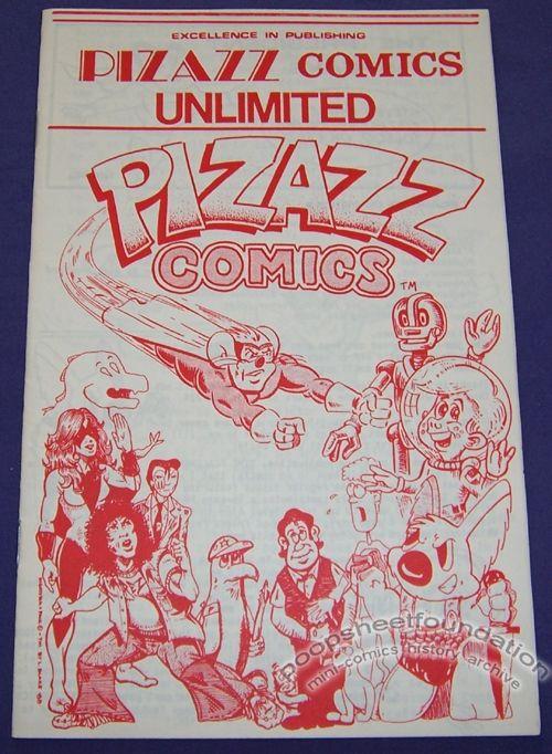 Pizazz Comics Unlimited #05