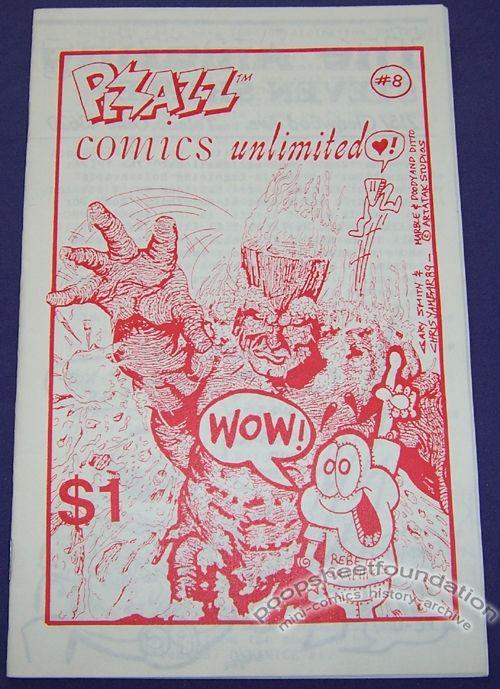Pizazz Comics Unlimited #08