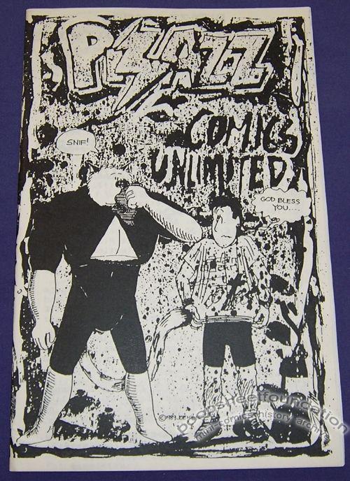 Pizazz Comics Unlimited #10
