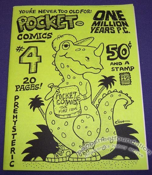 Pocket Comics #4