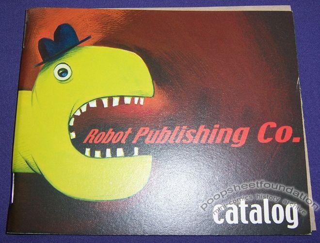 Robot Publishing Catalog
