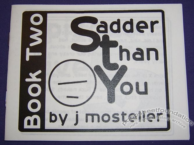 Sadder Than You #2