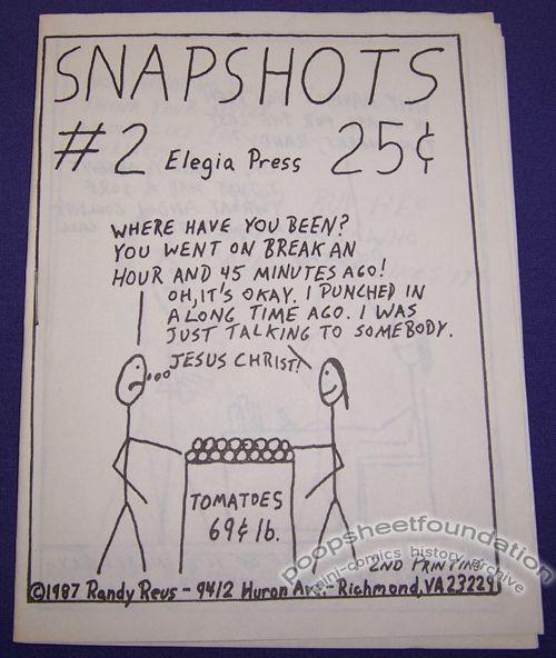 Snapshots [Reus] #2
