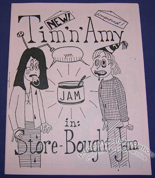 Tim 'n' Amy in: Store-Bought Jam