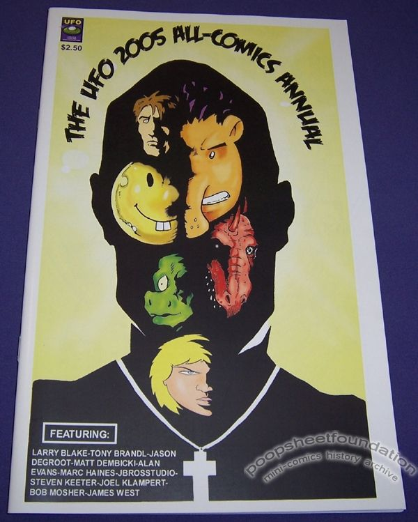 UFO 2005 All-Comics Annual, The