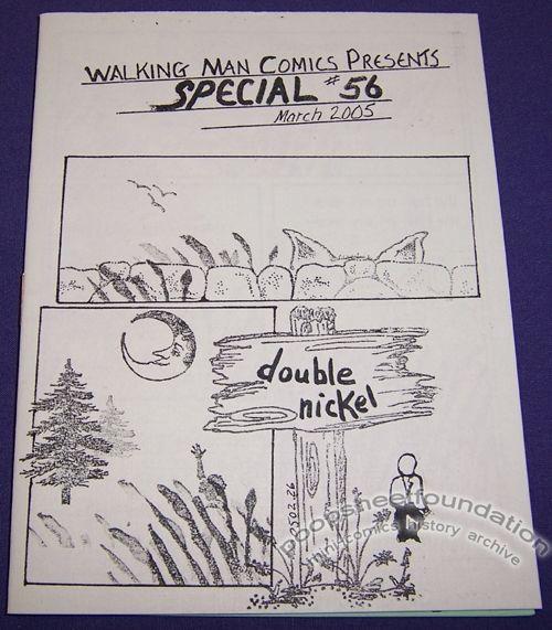 Walking Man Comics Presents Special #56