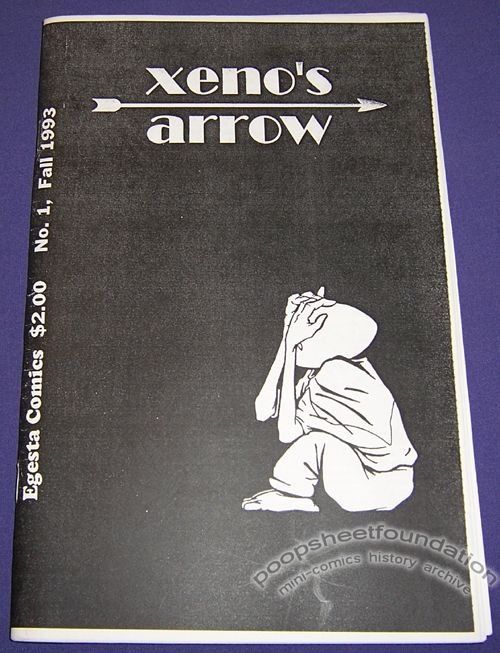 Xeno's Arrow #1