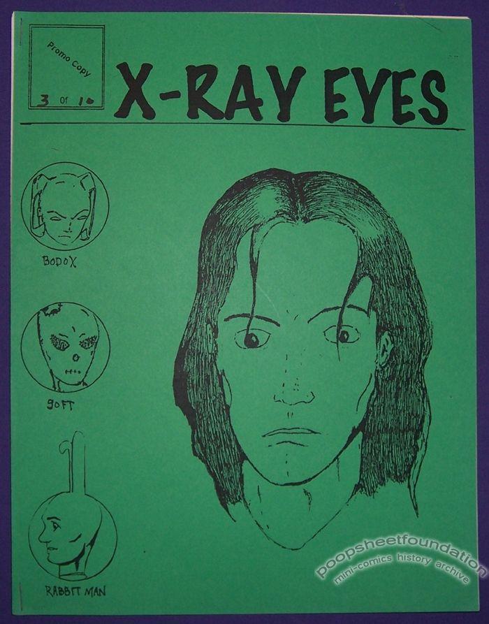 X-Ray Eyes
