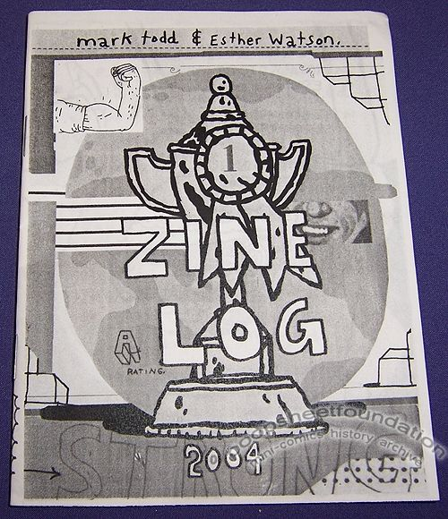 Zine A Log