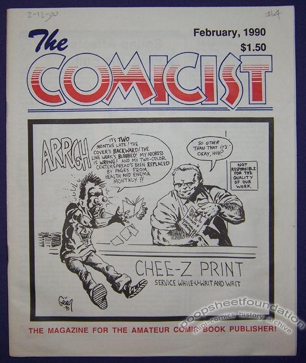 Comicist, The #04
