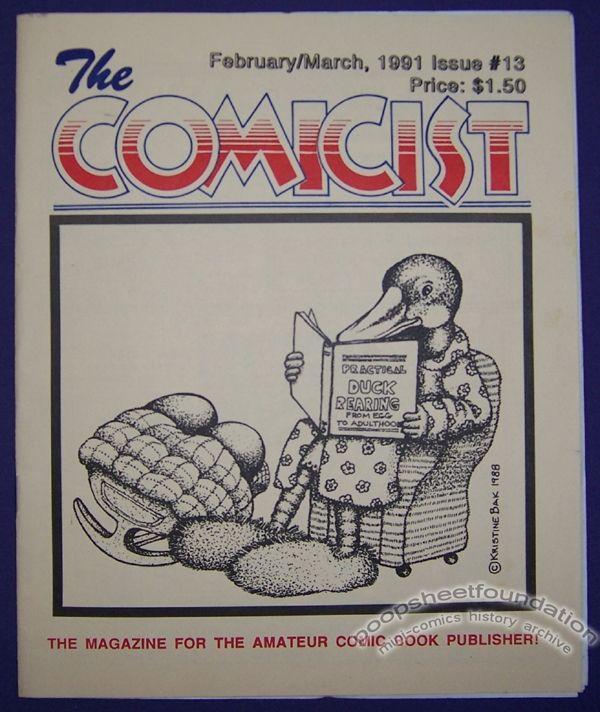Comicist, The #13