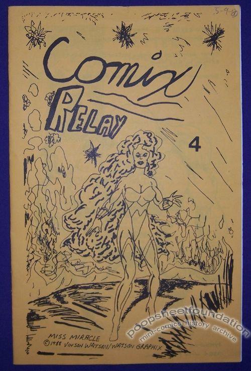 Comix Relay #4