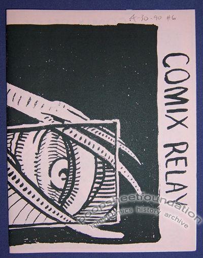 Comix Relay #6
