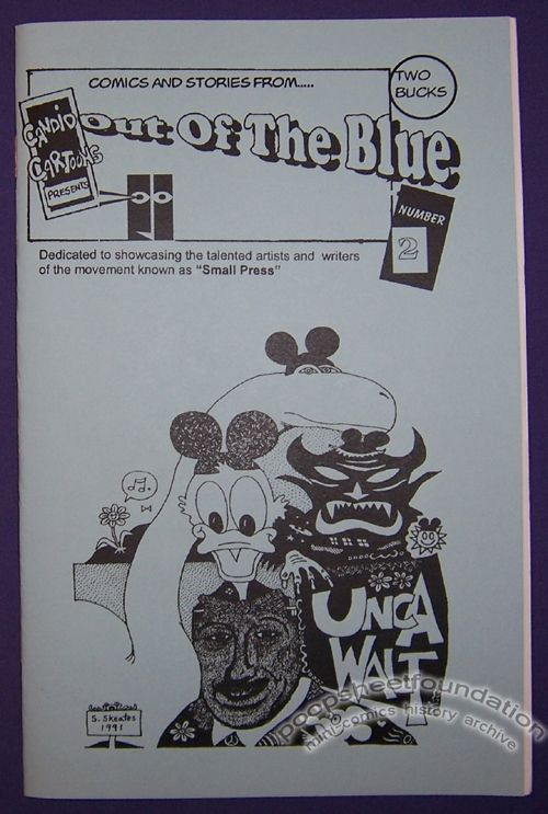 Out of the Blue #02