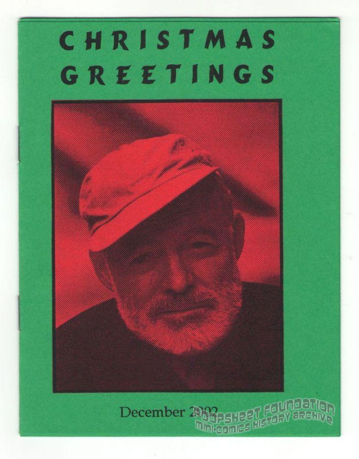 Christmas Greetings 2002