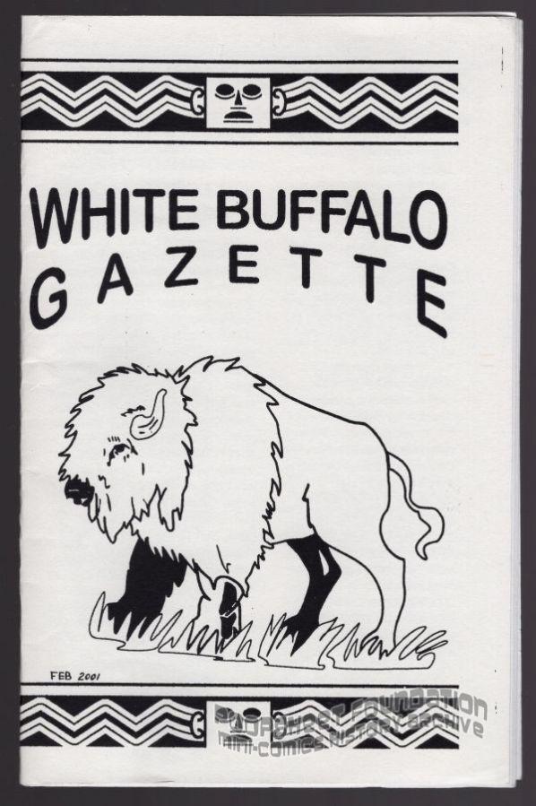 White Buffalo Gazette #Uncharted Waters (February 2001)