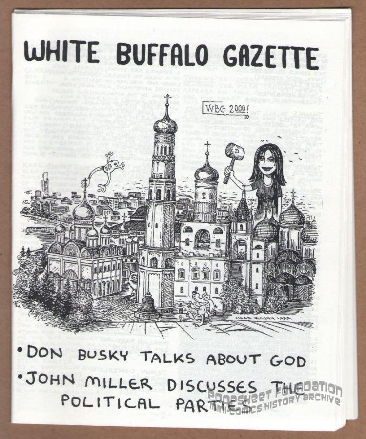 White Buffalo Gazette (September 2000)