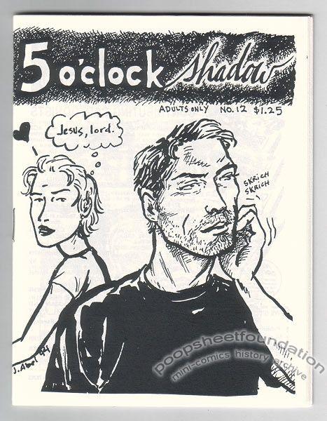 5 O'Clock Shadow #12