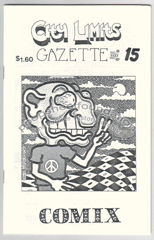 City Limits Gazette #15 (Chrislip)
