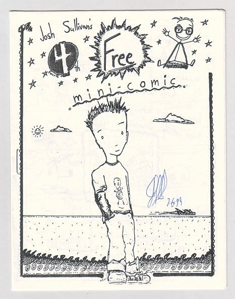 Josh Sullivan's Mini-Comics #04