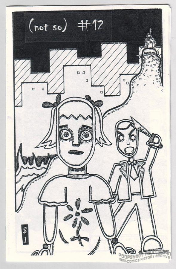 Josh Sullivan's Mini-Comics #12