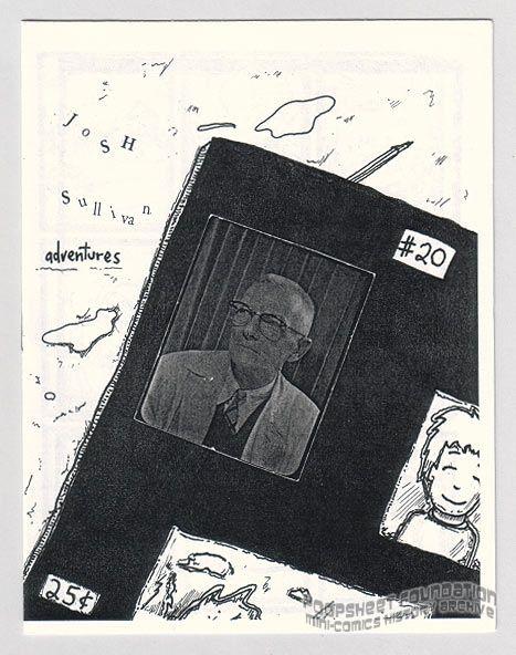 Josh Sullivan's Mini-Comics #20